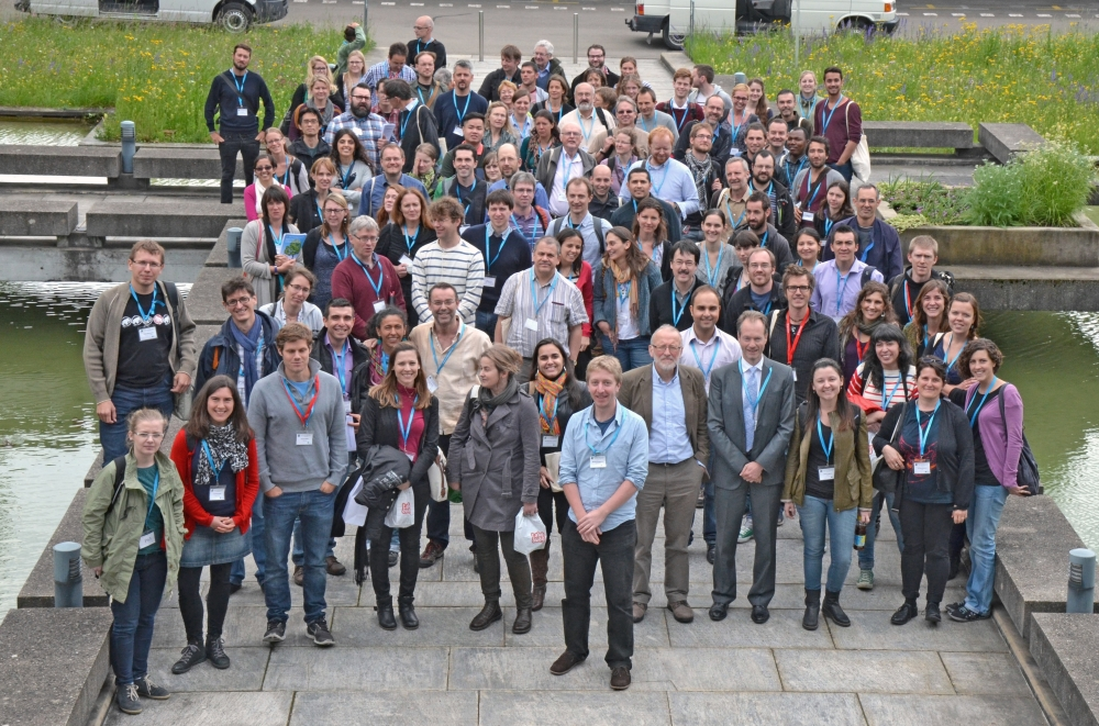 33rd New Phytologist Symposium delegation