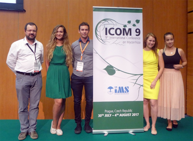 Image: The local organising committee for ICOM9. Credit: ICOM9 committee.