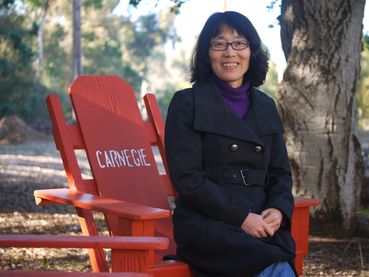 Dr. Li Qing Chen - Carnegie Institution for Science