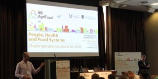 Food for thought: the N8 Agrifood Conference 2018